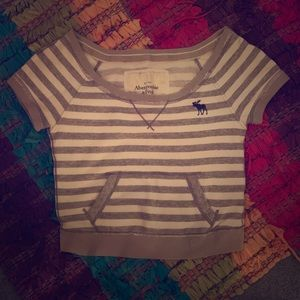 Abercrombie & Fitch crop top, size M